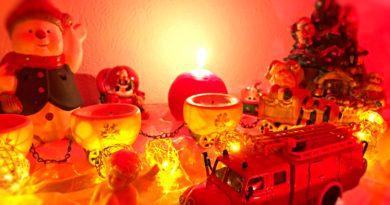 Brandschutztipps für eine sichere Advents- und Weihnachtszeit