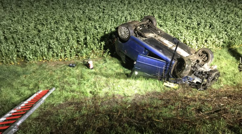 Verkehrsunfall mit vier verletzten Personen BAB 40 !